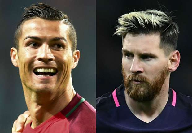 Image result for My rivalry with Messi far from over - Ronaldo