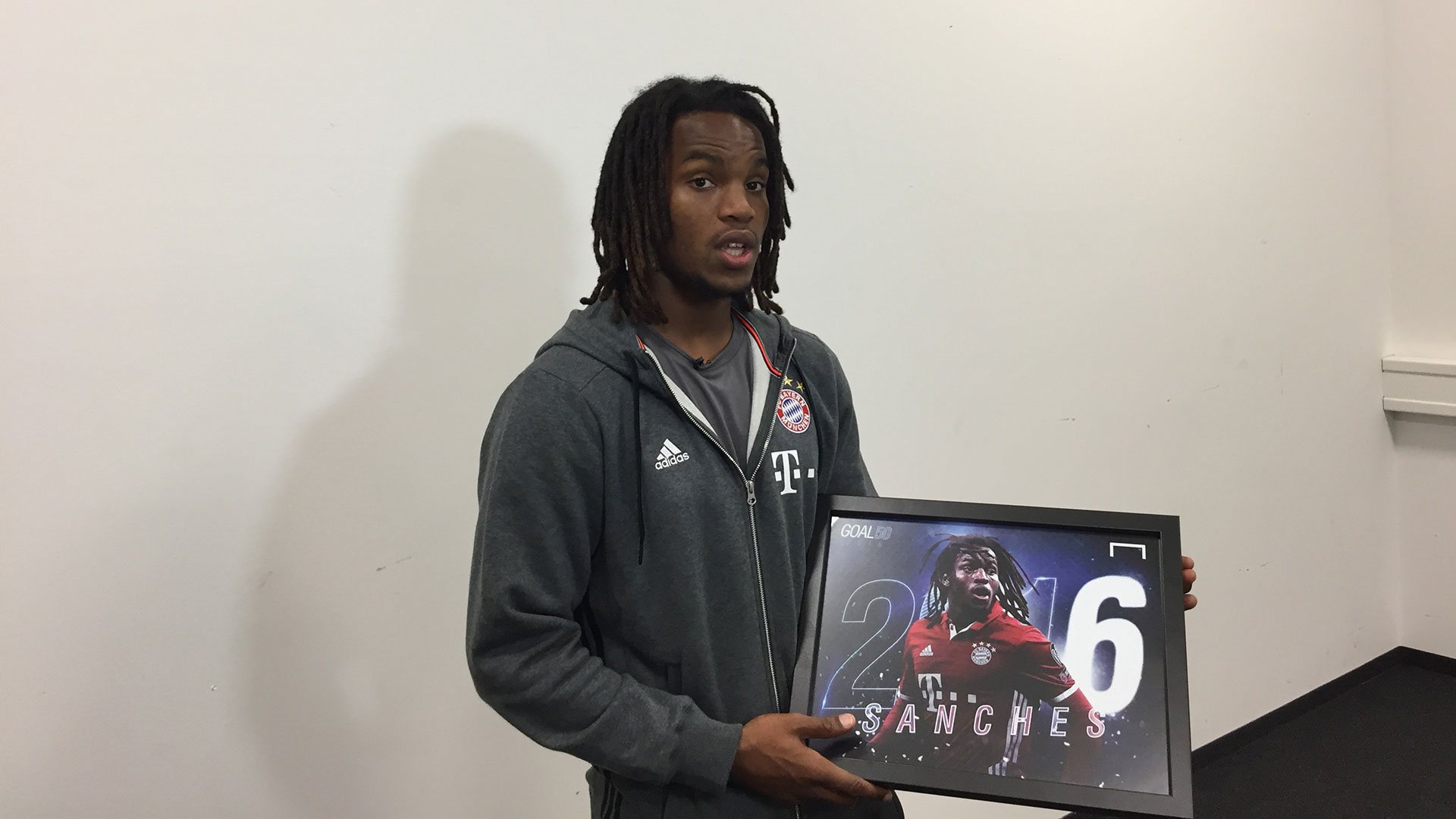 Renato Sanches Goal 50