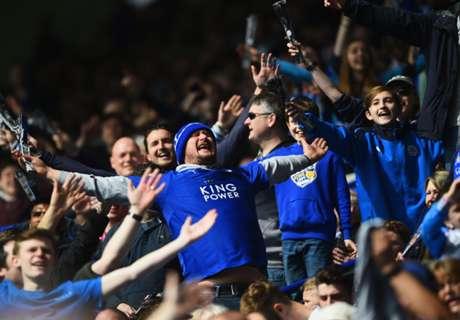 Kasabian quiere celebrar con el Leicester