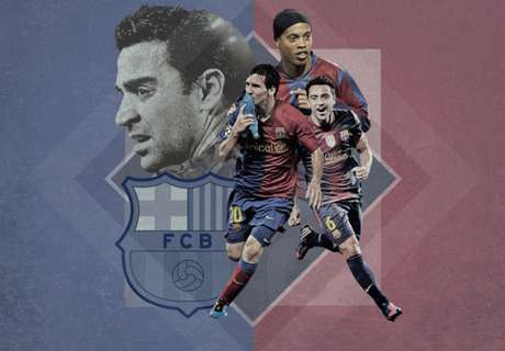 The 20 Greatest Barca Players Ever