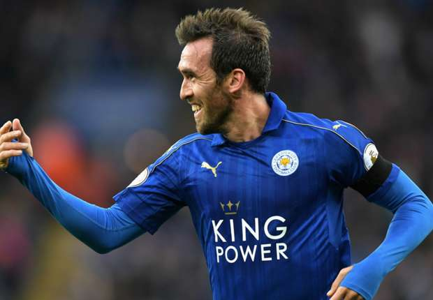 Leicester City star Fuchs talks up move to MLS