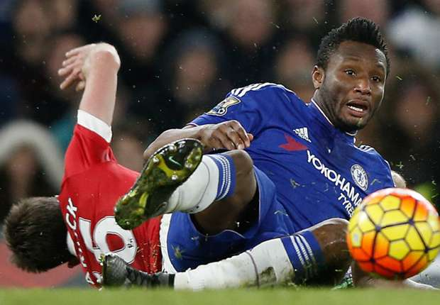 Mikel admits he is considering leaving Chelsea