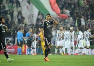 C'est désormais l'égalité parfaite au niveau des confrontations entre la Juventus et le Real Madrid en C1: 8 victoires chacun, 1 nul.