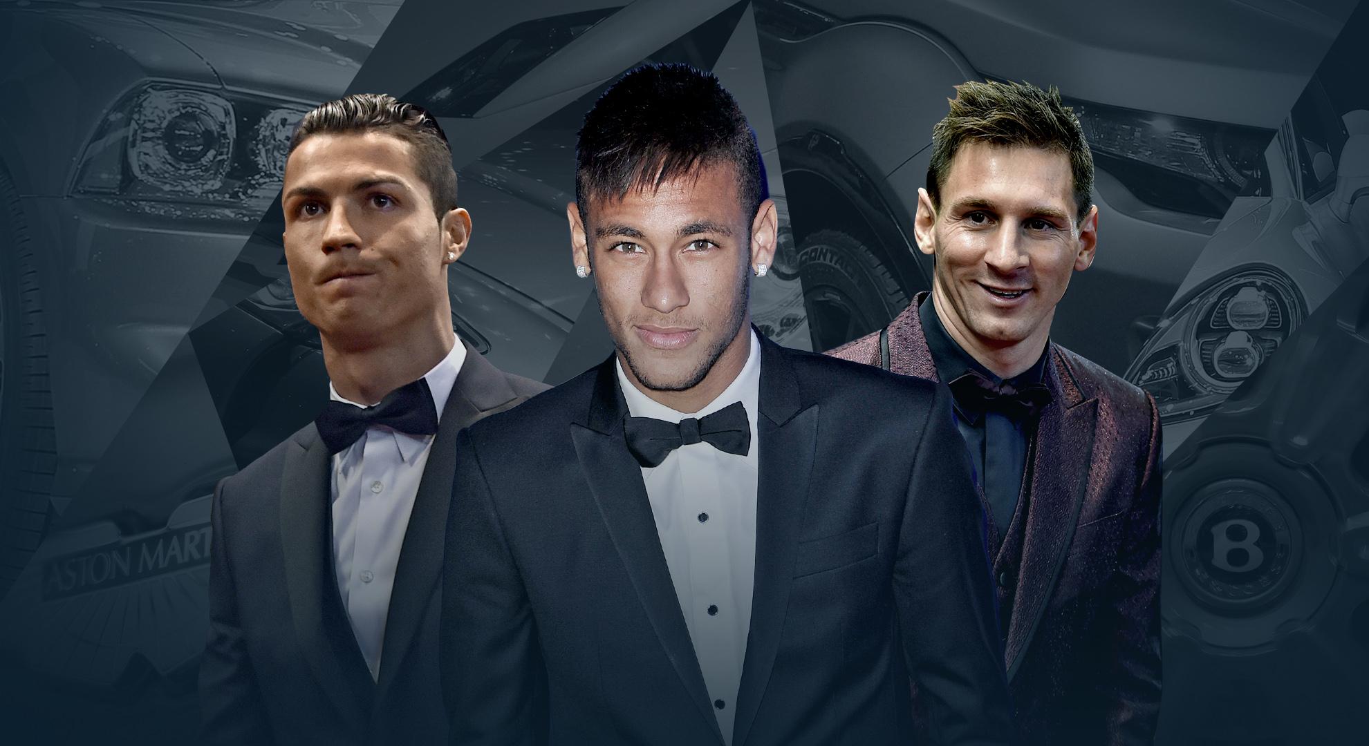 Messi Cars 2015