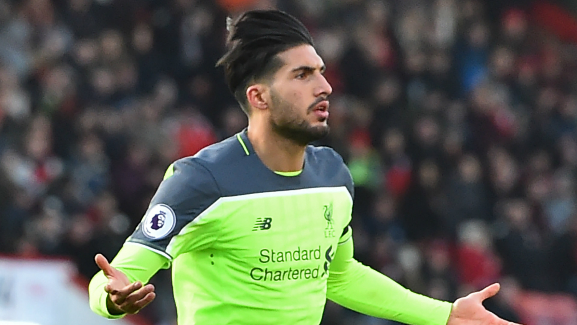HD Emre Can Liverpool