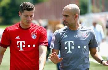 Guardiola hails Lewandowski professionalism amid Real Madrid and PSG rumors