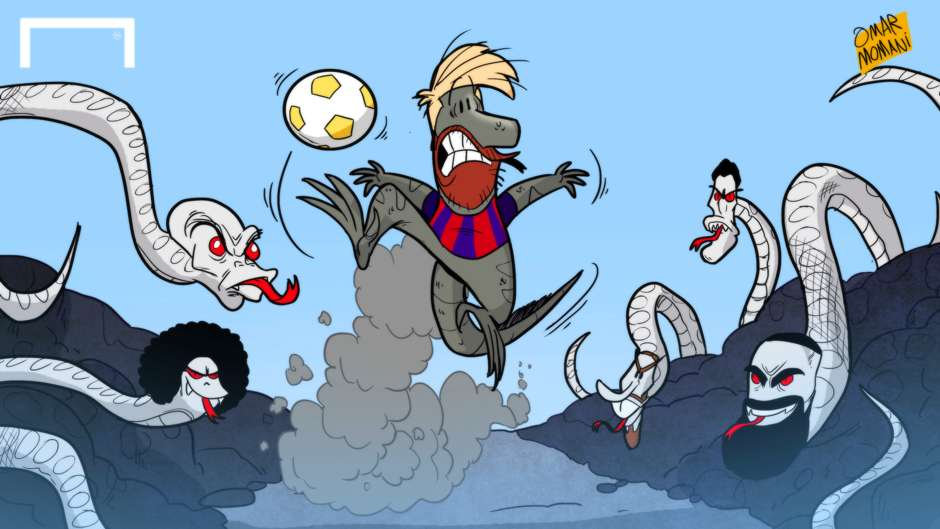 Lionel Messi Planet Earth