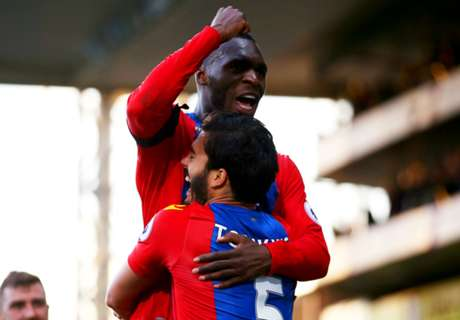 Benteke's Palace double sinks Saints