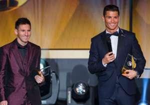 La UEFA hizo pública la lista de 40 candidatos a ser elegidos entre los once mejores jugadores de Europa. ¡Los candidatos!