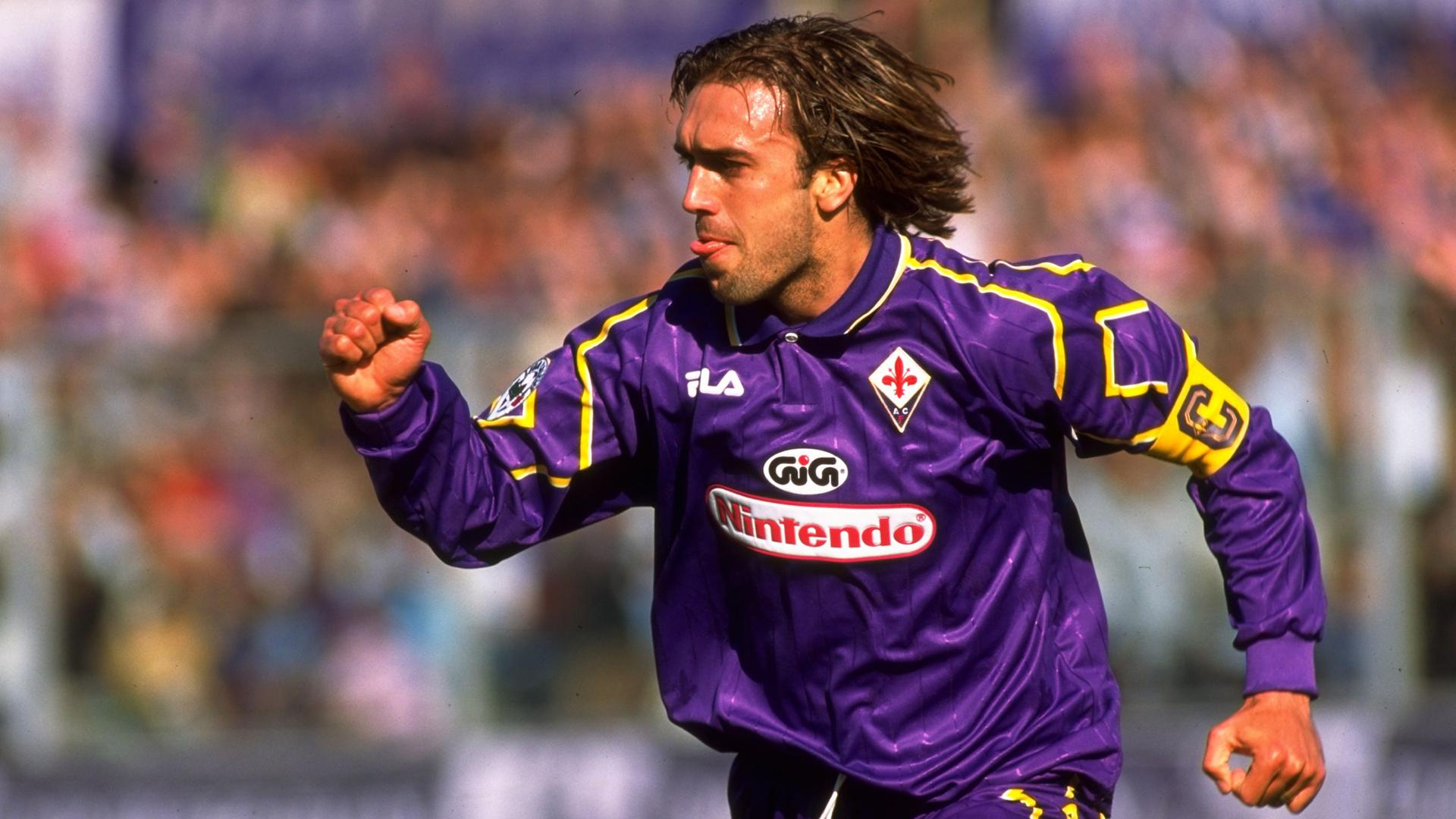 Gabriel Batistuta Fiorentina