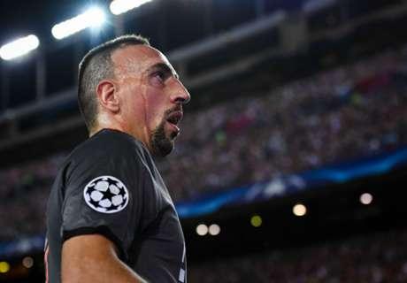 Ribery spricht über möglichen Wechsel