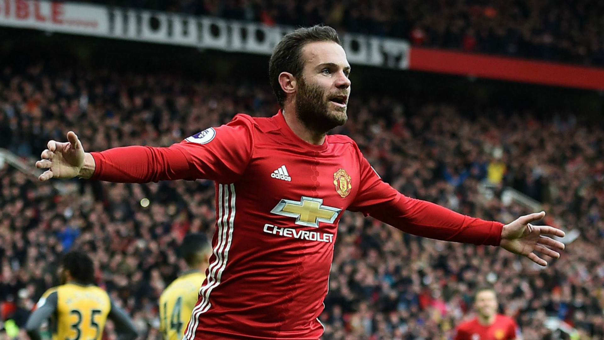 Manchester United: Europa League Juan Mata's Priority