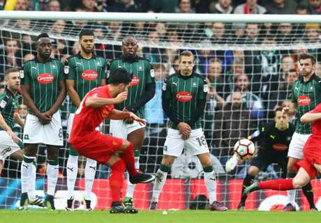 Liverpool fail to kick down Plymouth wall