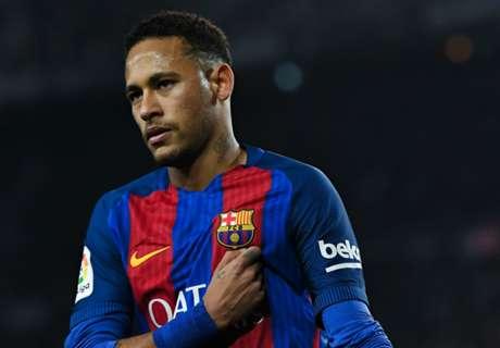 Neymar planning Flamengo switch