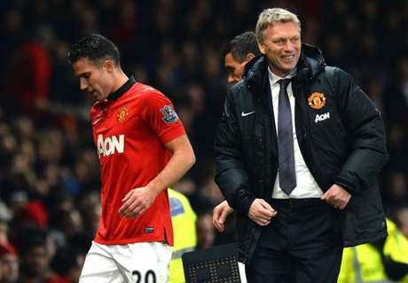 How RVP's career was ruined by Moyes