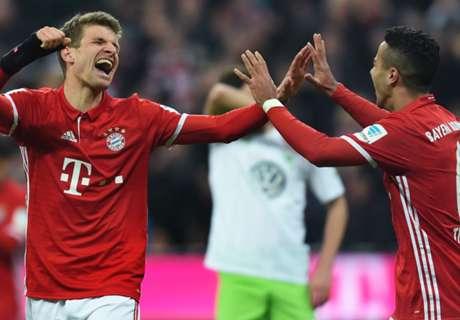 Les Bavarois reprennent la tête de la Bundesliga