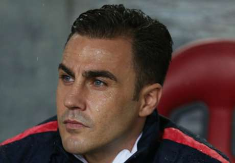 Cannavaro sacked by Al-Nassr