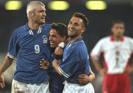 VÍDEO: Cumpleaños de Baggio