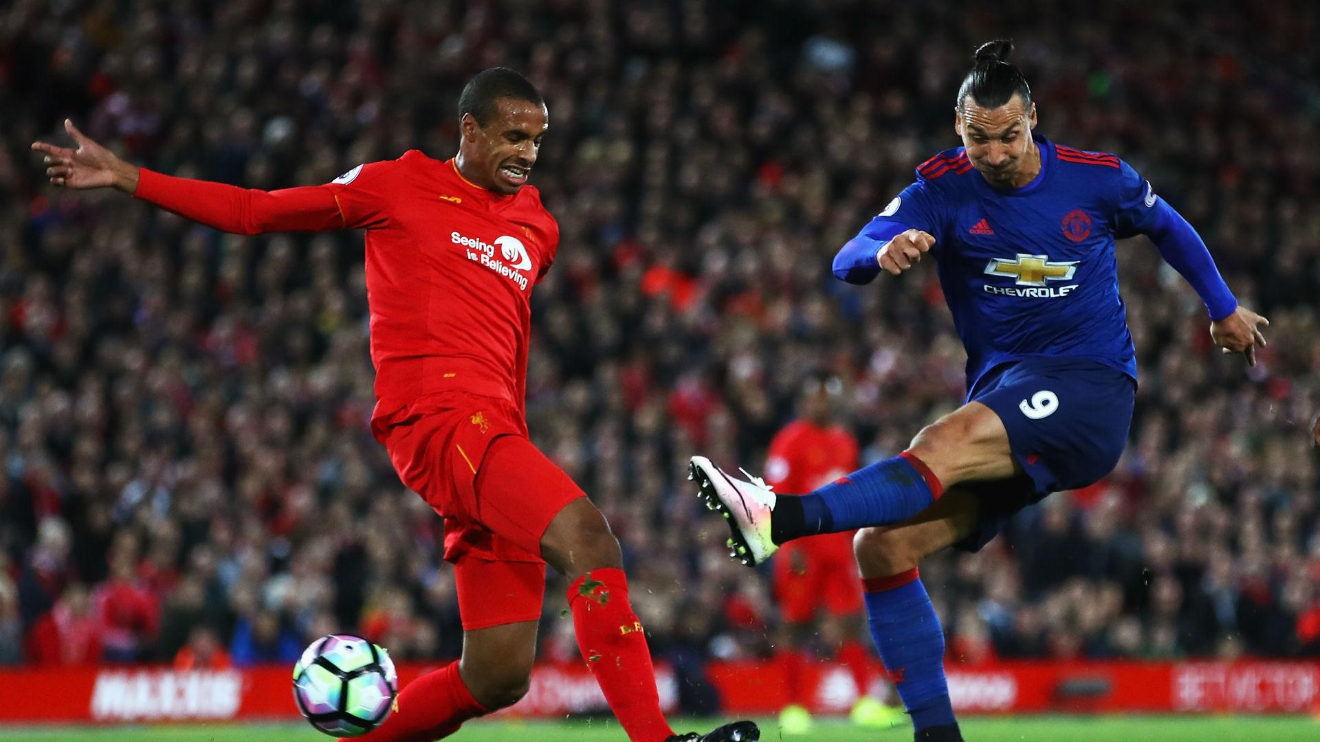 liverpool vs manchester united 2017