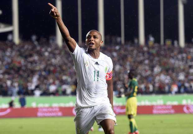 Algeria coach Madjer and captain Brahimi hail Portugal for World Cup