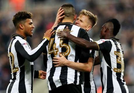 Big weekend for Yedlin and Newcastle