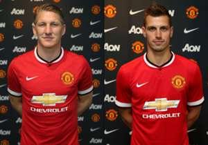 Para faturar a Premier League, o time contratou bons jogadores como Schweinsteiger e Schneiderlin, ótimos reforços para o meio-campo, que deixam o setor ainda mais forte e com muitas opções e possibilidades para Van Gaal trabalhar