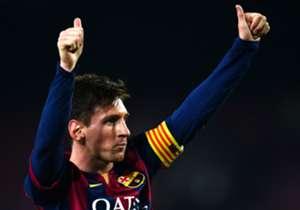 Lionel Messi - Mesmo não tendo passagens por clubes brasileiros, Messi ganhou o respeito e admiração de muitos torcedores. Eleito o melhor do mundo em diversos anos, o craque tem uma legião de fãs no Brasil.