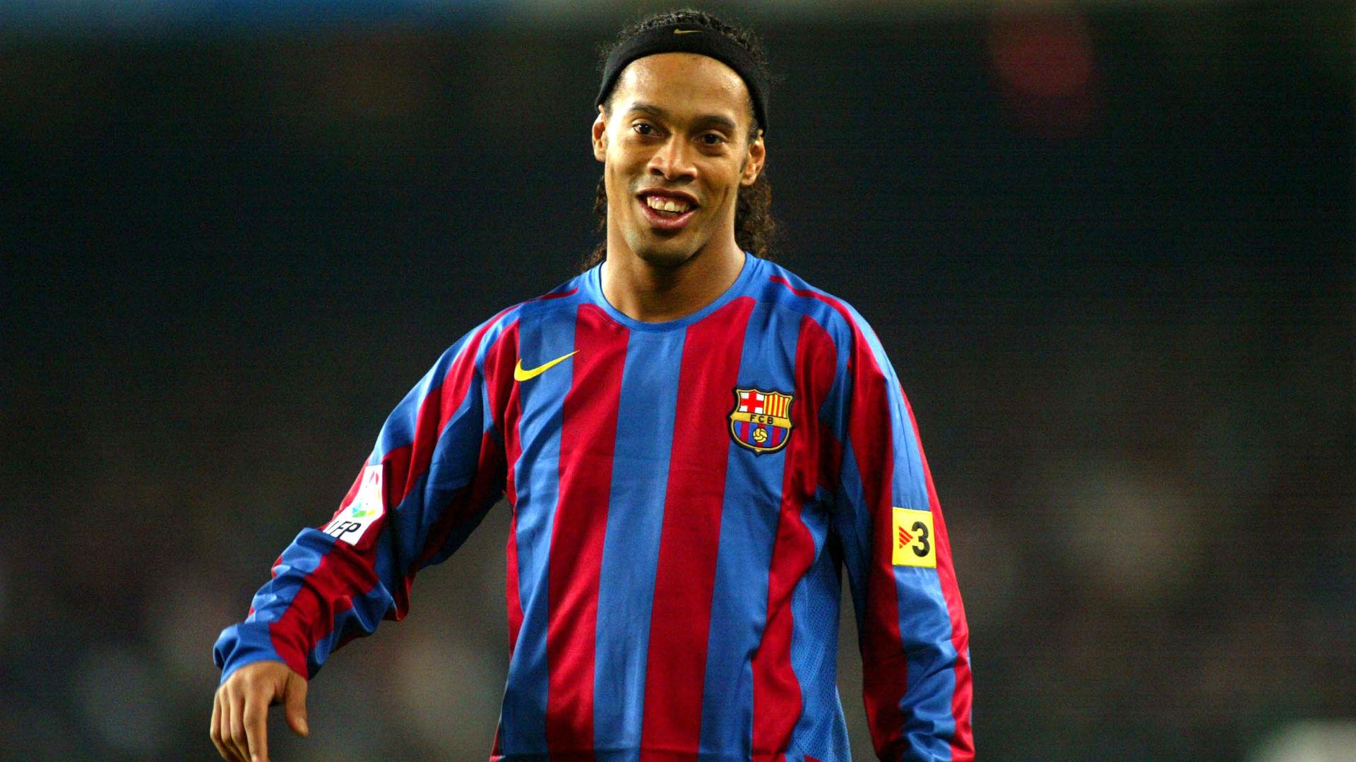 Ronaldinho 2005 Goal
