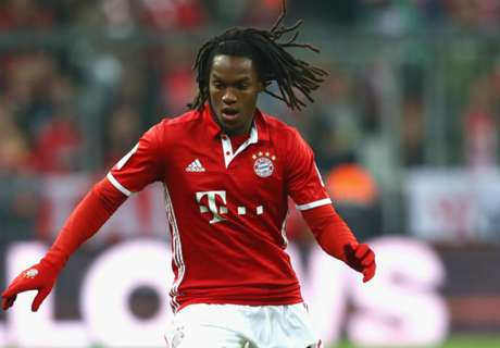 'Special year' for Bayern star Sanches