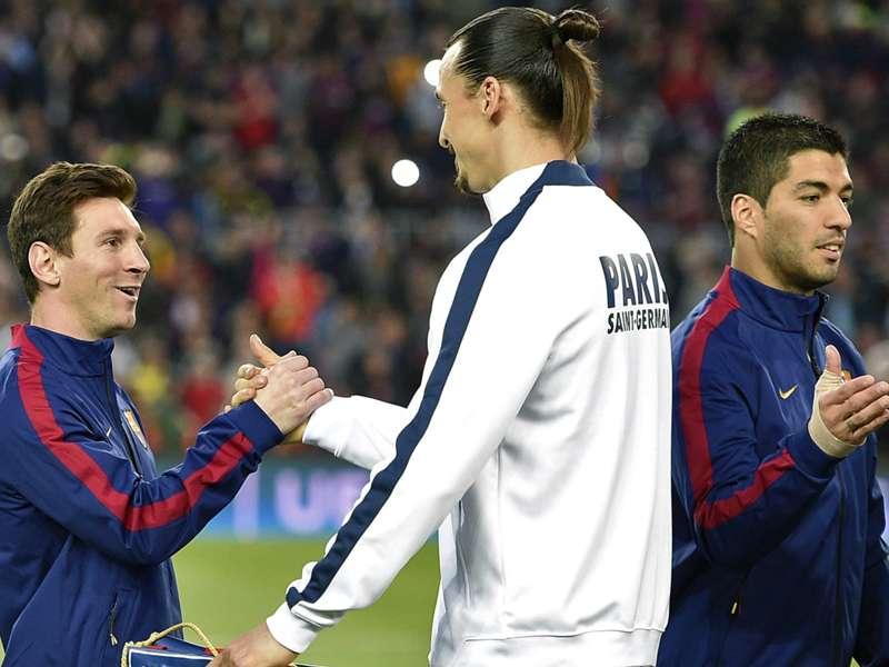Le PSG est loin de pouvoir gagner la Ligue des Champions pour Ibrahimovic