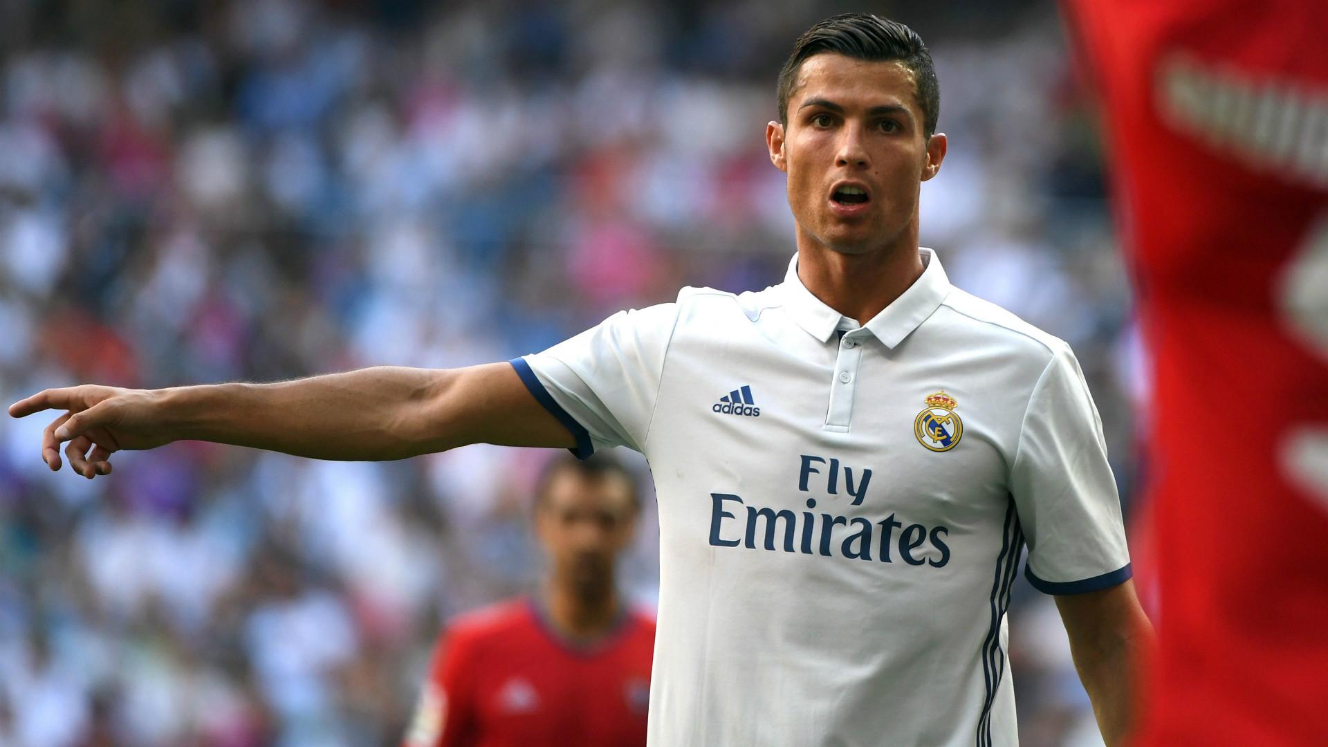 Ronaldos Nummer