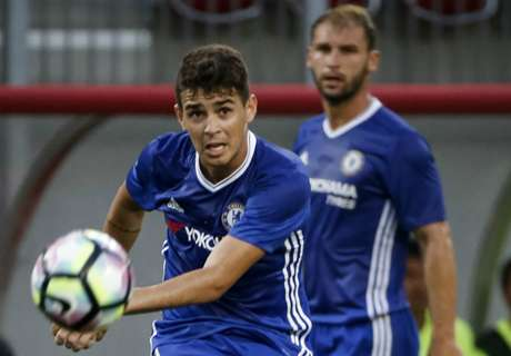 Oscar Ungkap Formasi Baru Chelsea