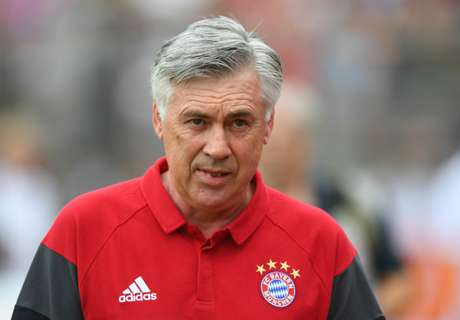 Ancelotti: Bayern don't need to buy