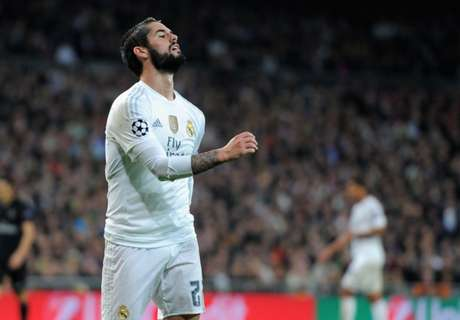 Malaga president hints at Isco move