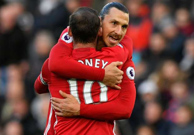 Perfect partners, so can Mourinho afford to keep picking Rooney and Ibrahimovic together?
