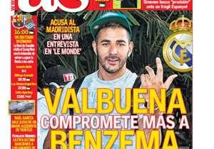 "<strong>AS | Spain | VALBUENA COMMITS MORE TO BENZEMA | ""I would not do that to my worst enemy"" </strong>"