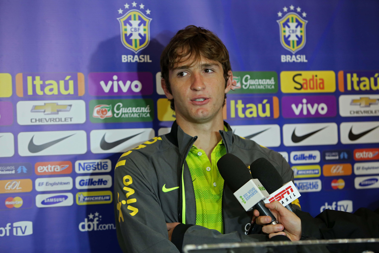 Cska And Brazil Defender Mario Fernandes