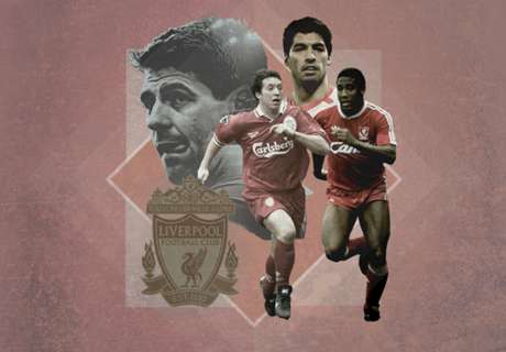 Galerie: Top-20-Spieler des FC Liverpool