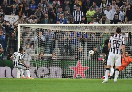 Lo que dejó Juventus - Real Madrid