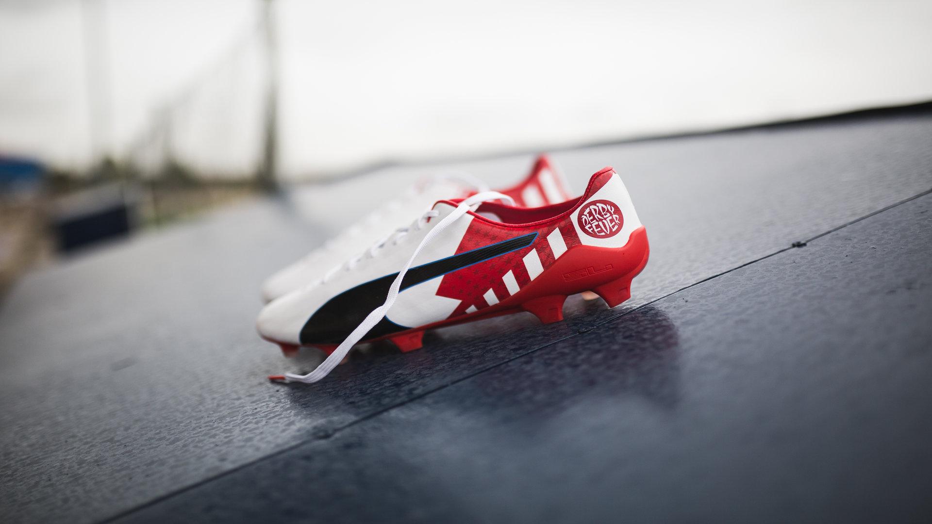 puma custom boots