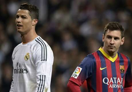Ronaldo no genius like Messi - Capello