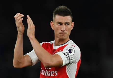 Koscielny names one club he'd leave for