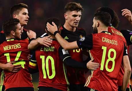 Belgia Petik Kemenangan Superbesar