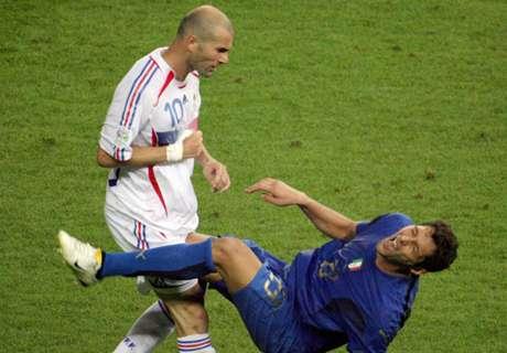 Materazzi contó qué le dijo a Zidane