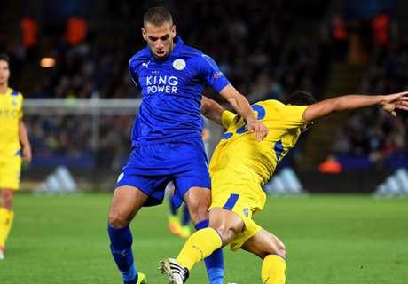 Los números de Leicester - Porto