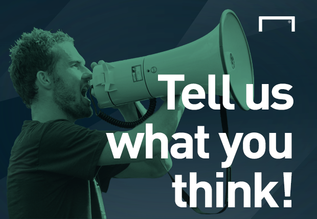 Tell Goal what you think - take our survey!