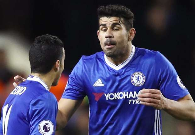 RUMOURS: Costa told to apologise by Chelsea team-mates