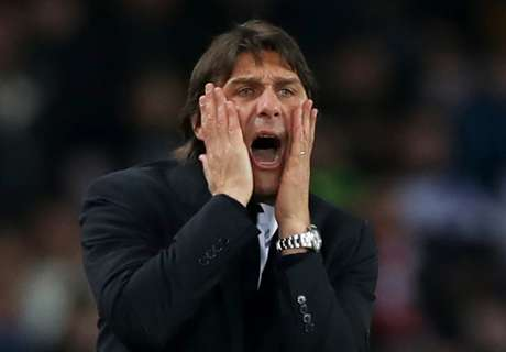 'Fantastic Conte is a maniacal coach'
