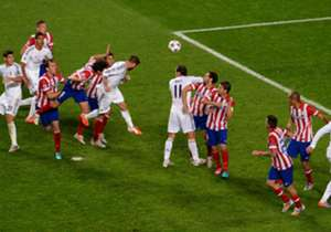 Atletico Madrid-Real Madrid, Champions