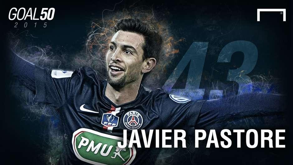 43 Javier Pastore G50